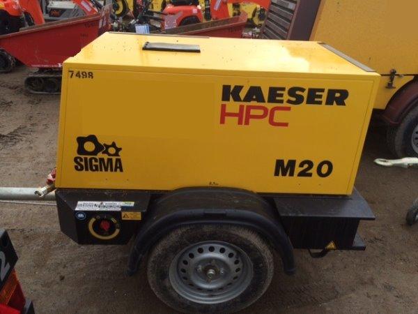 HPC Kaeser M115