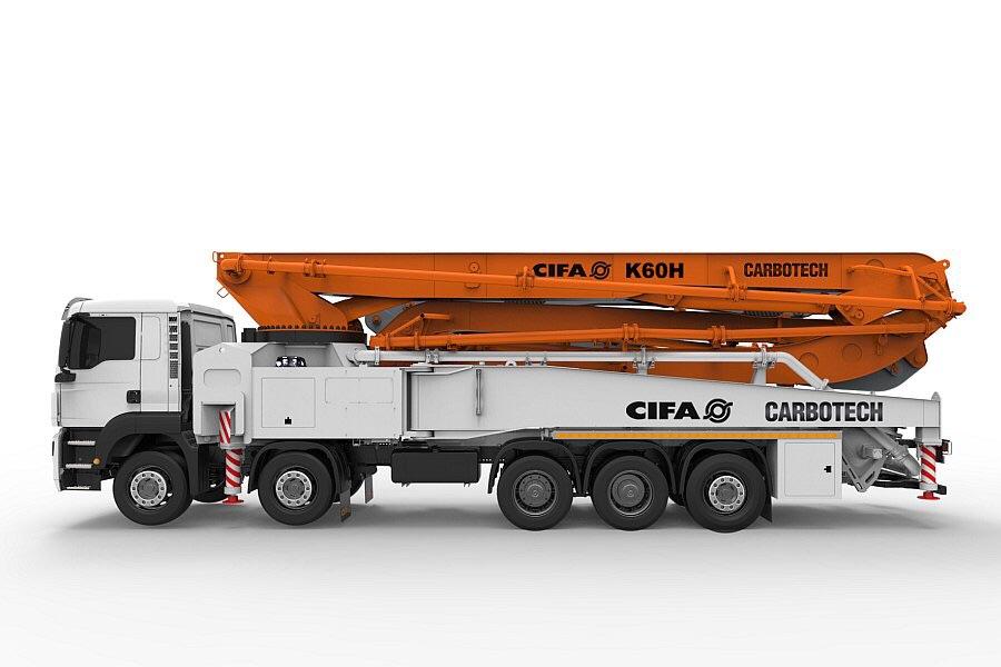 Cifa K60H