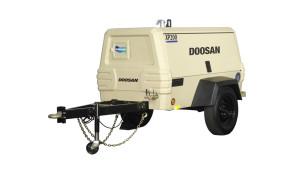 Компрессор с двигателем Doosan