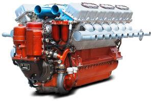 Двигатель В-31МФ