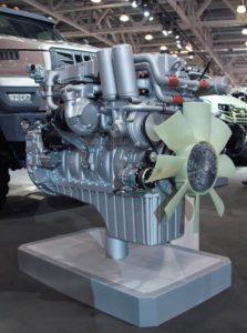 двигатель ЯМЗ 770