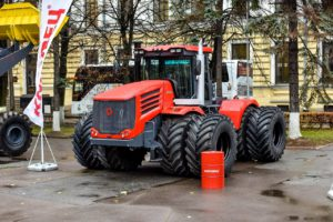 трактора «Кировец» К-424