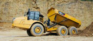 Cat 740 GC